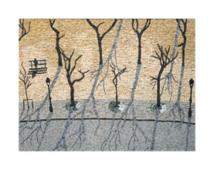 February Morning - Kate Kerrigan Mosaics