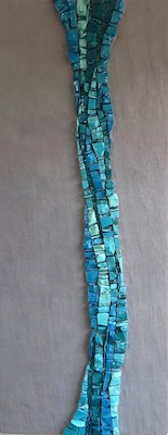 let it flow - kate kerrigan mosaics